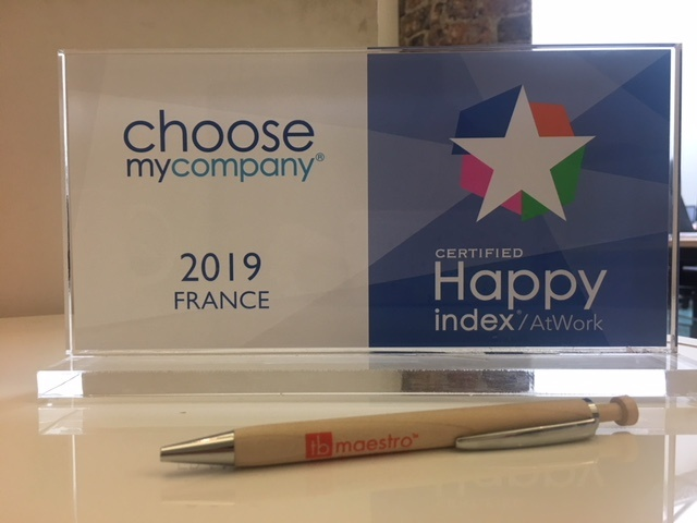 Nous sommes Happy At Work