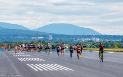 Partner of the Aéroport de Québec 5 km race