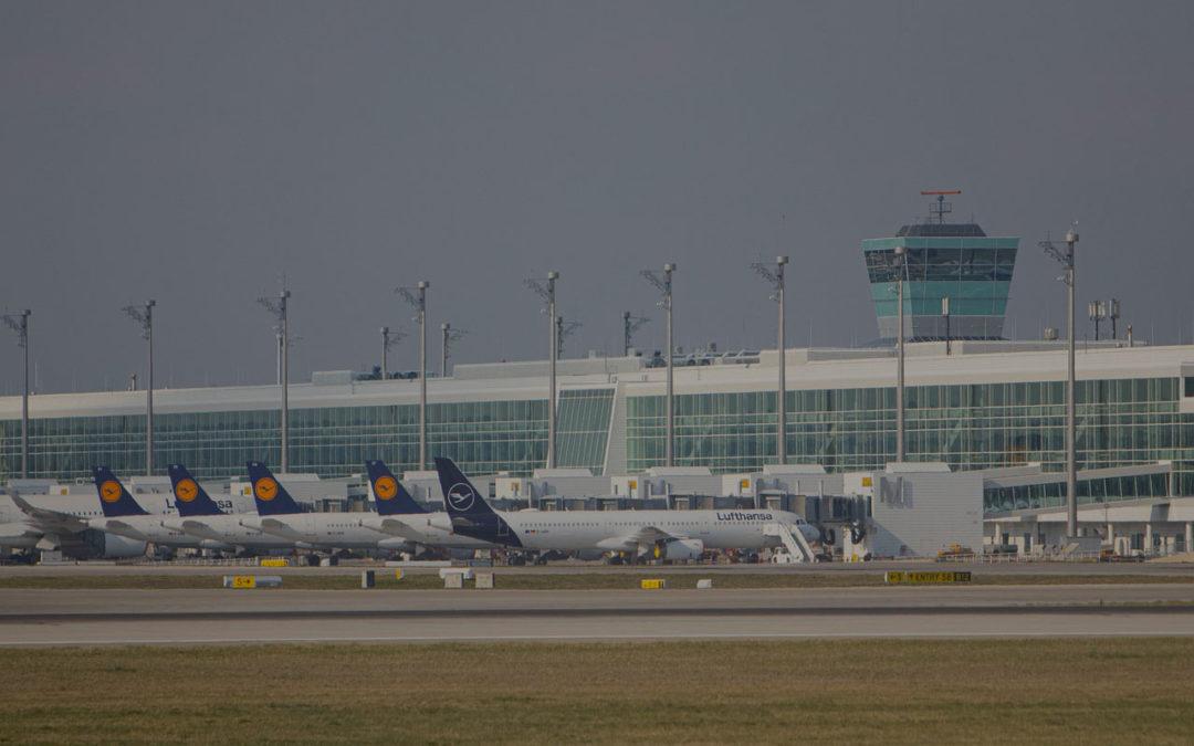 Crise : l'arbitrage en GER et maintenance aéroportuaire