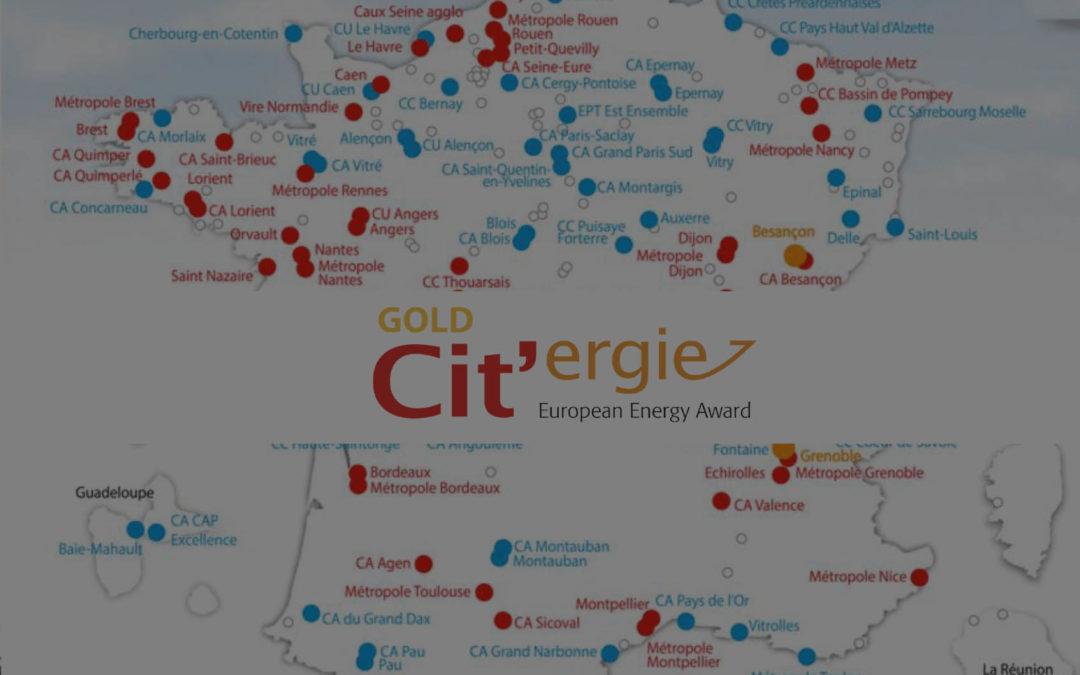 Transition énergétique : la labellisation Cit'ergie